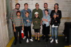 Watch Bleachers Play Conan With Lil' Bleachers