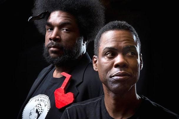 Questlove And Chris Rock Talk Black Bar Mitzvah Music, Joe Jackson, & The Top Five Soundtrack