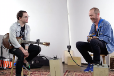 Watch Deafheaven's Kerry McCoy Demonstrate His Guitar Techniques For Matt Sweeney