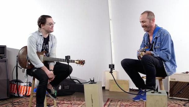 Watch Deafheaven's Kerry McCoy Demonstrate His Guitar Techniques For Matt Sweeney