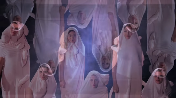 """Deerhoof - """"Paradise Girls"""" Video"""