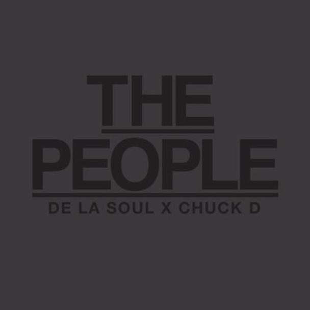 """De La Soul - """"The People"""" (Feat. Chuck D)"""