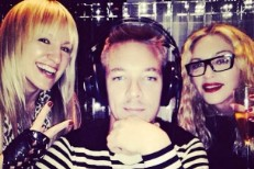 Diplo Made A Song With Madonna, Nicki Minaj, & Sophie