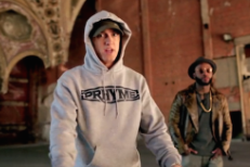"Eminem Raps ""I'll Punch Lana Del Rey Right In The Face Twice Like Ray Rice"" In New Cypher"