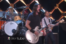 Watch Foo Fighters Play Ellen