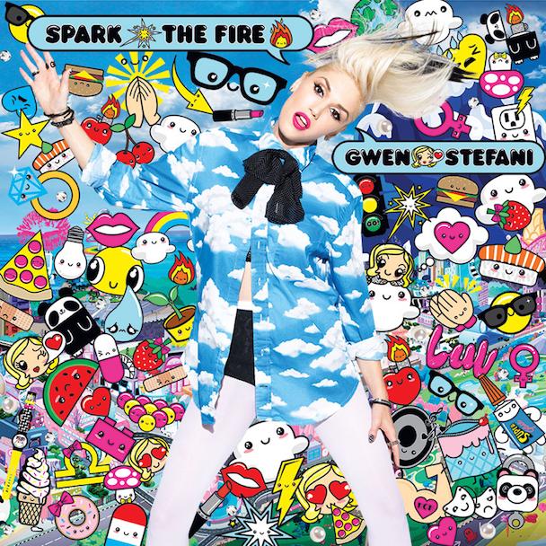 "Gwen Stefani - ""Spark The Fire"""