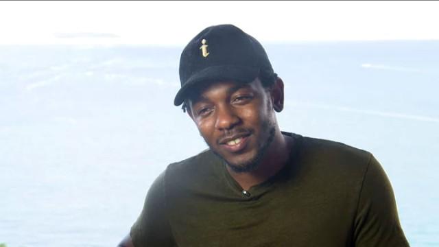 Kendrick Lamar Bacardi Triangle