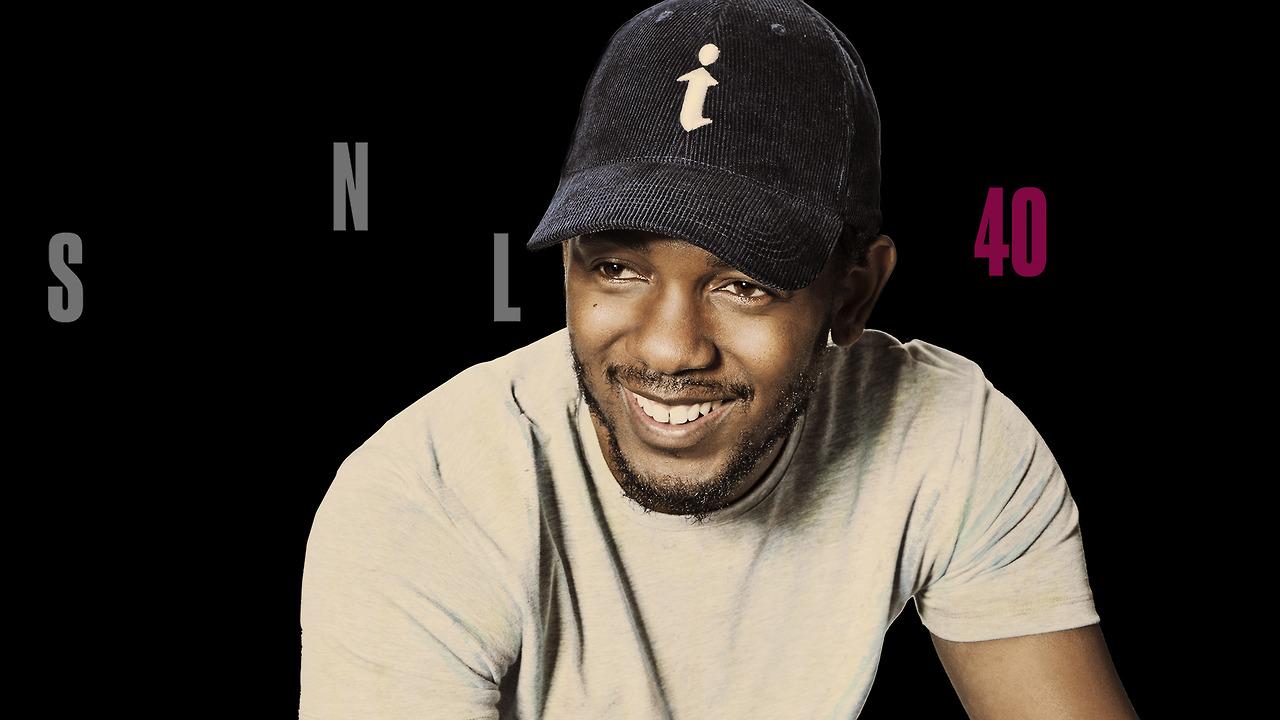 Watch A Sweaty, Black-Lensed Kendrick Lamar Return To <em>SNL</em>