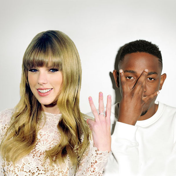 Here's The Inevitable Taylor Swift x Kendrick Lamar Mashup