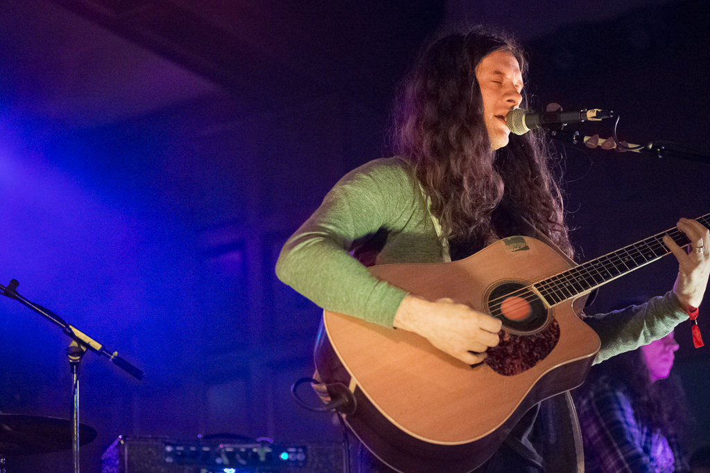 Kurt Vile And The Violators @ First Unitarian Church, LA 11/21/14