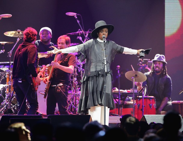 Lauryn Hill's Voodoo Fest Set Didn't Go So Well