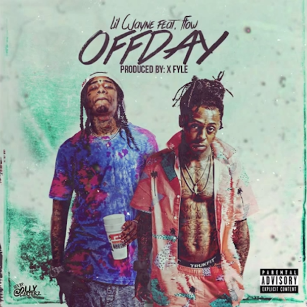 """Lil Wayne - """"Off Day"""" (Feat. Flow)"""