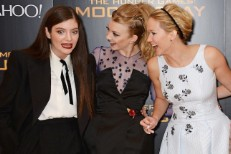 Lorde & Jennifer Lawrence @