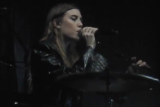 "Watch Lykke Li Cover Drake's ""Hold On We're Going Home"" In London"