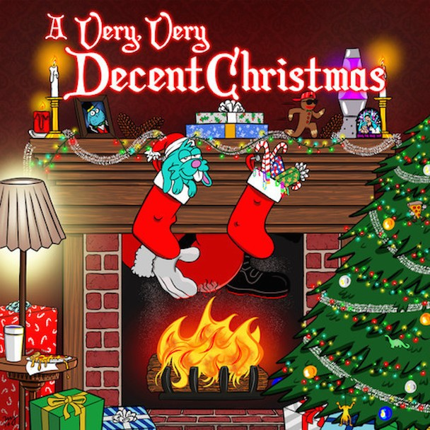 Stream Mad Decent's A Very Very Decent Christmas Mixtape