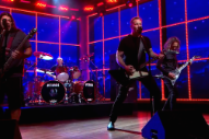 Watch Metallica Finish Their Week-Long Residency On <em>Ferguson</em>