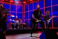 Watch Metallica Finish Their Week-Long Residency On <em>Ferguson</em>