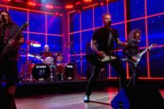Watch Metallica Finish Their Residency On Ferguson