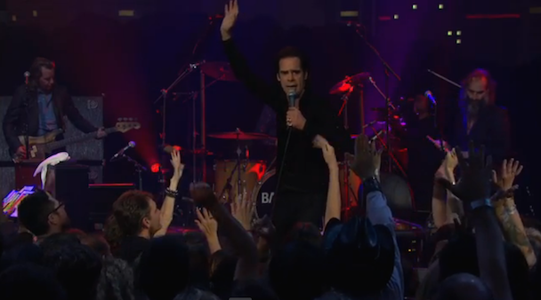 Watch Nick Cave & The Bad Seeds' Full Austin City Limits Episode