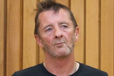 Troubled AC/DC Drummer Clowned Around In Court Today
