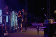 "Watch The Postal Service Play ""Nothing Better"" From New Concert Film Everything Will Change"