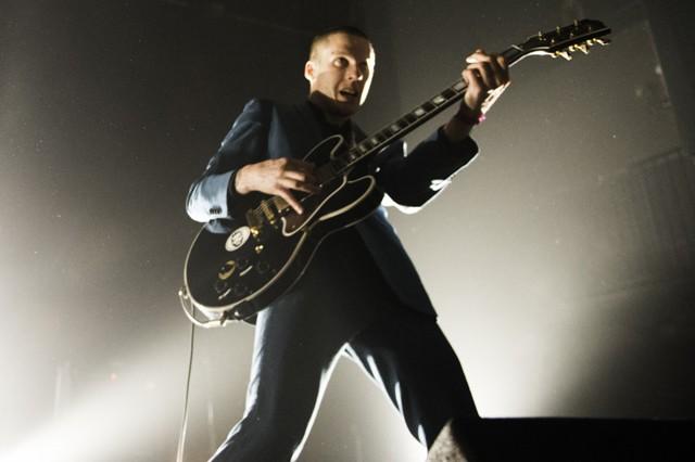 Refused Guitarist Jon Brännström Says He Was Fired