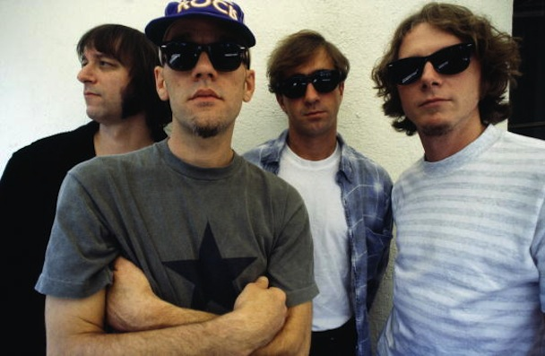 Watch A Clip From The Documentary <em>R.E.M. By MTV</em>