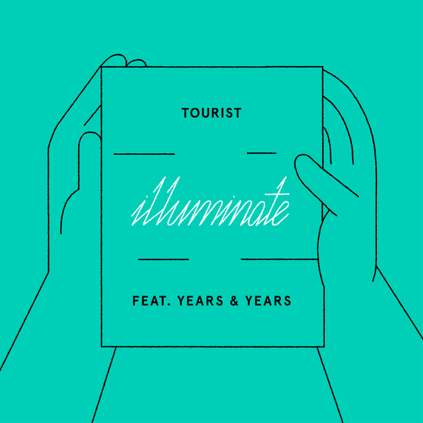"Tourist – ""Illuminate"" (Feat. Years & Years) (Stereogum Premiere)"