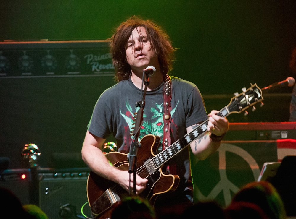 Ryan Adams Is Scoring Al Pacino's New John Lennon-Inspired Movie