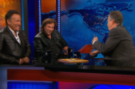 Watch Bruce Springsteen Joke About His Unconventional New Children&#8217;s Book On <em>The Daily Show</em>