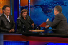 Watch Bruce Springsteen Joke About His Unconventional New Children's Book On The Daily Show