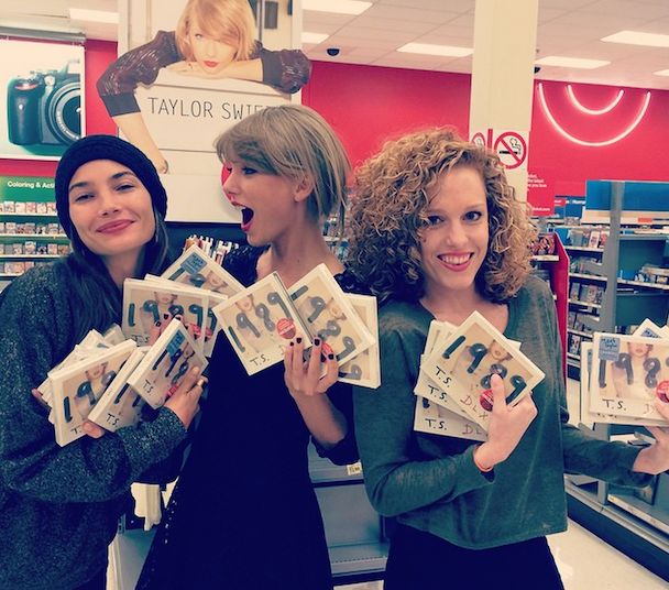 Taylor Swift's Label Disputes Spotify's $6M Payout Claim - Stereogum
