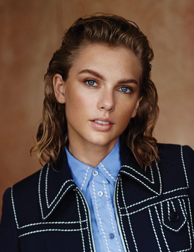 Taylor Swift In Wonderland Magazine 2014