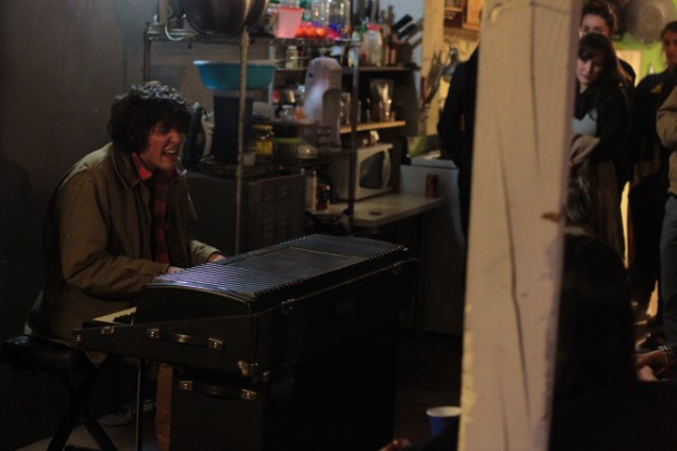 Tobias Jesso Jr. Played His Fourth Show Ever In Someone's Kitchen Last Night