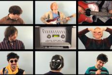 "TOONS - ""Sittin' Back"" Video (Stereogum Premiere)"