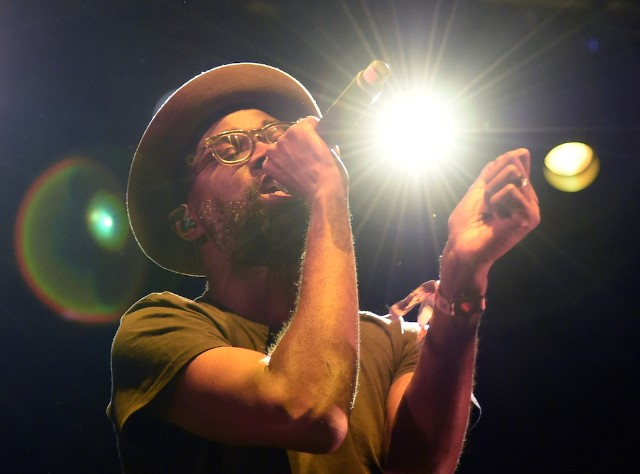 TV On The Radio's Tunde Adebimpe