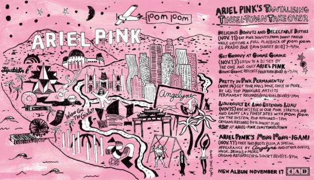 Ariel Pink Tinseltown