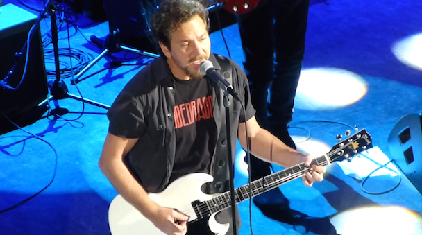 Watch Eddie Vedder And Liam Gallagher Cover The Who At Tribute Concert In London