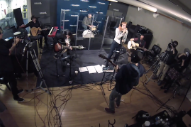 """Watch Weezer Play """"Go Away"""" Acoustic With MS MR's Lizzy Plapinger"""