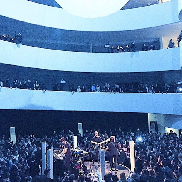 Watch The xx Play The Guggenheim & Read Their Update On LP3