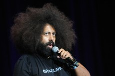 Reggie Watts Named <em>The Late Late Show</em> Bandleader