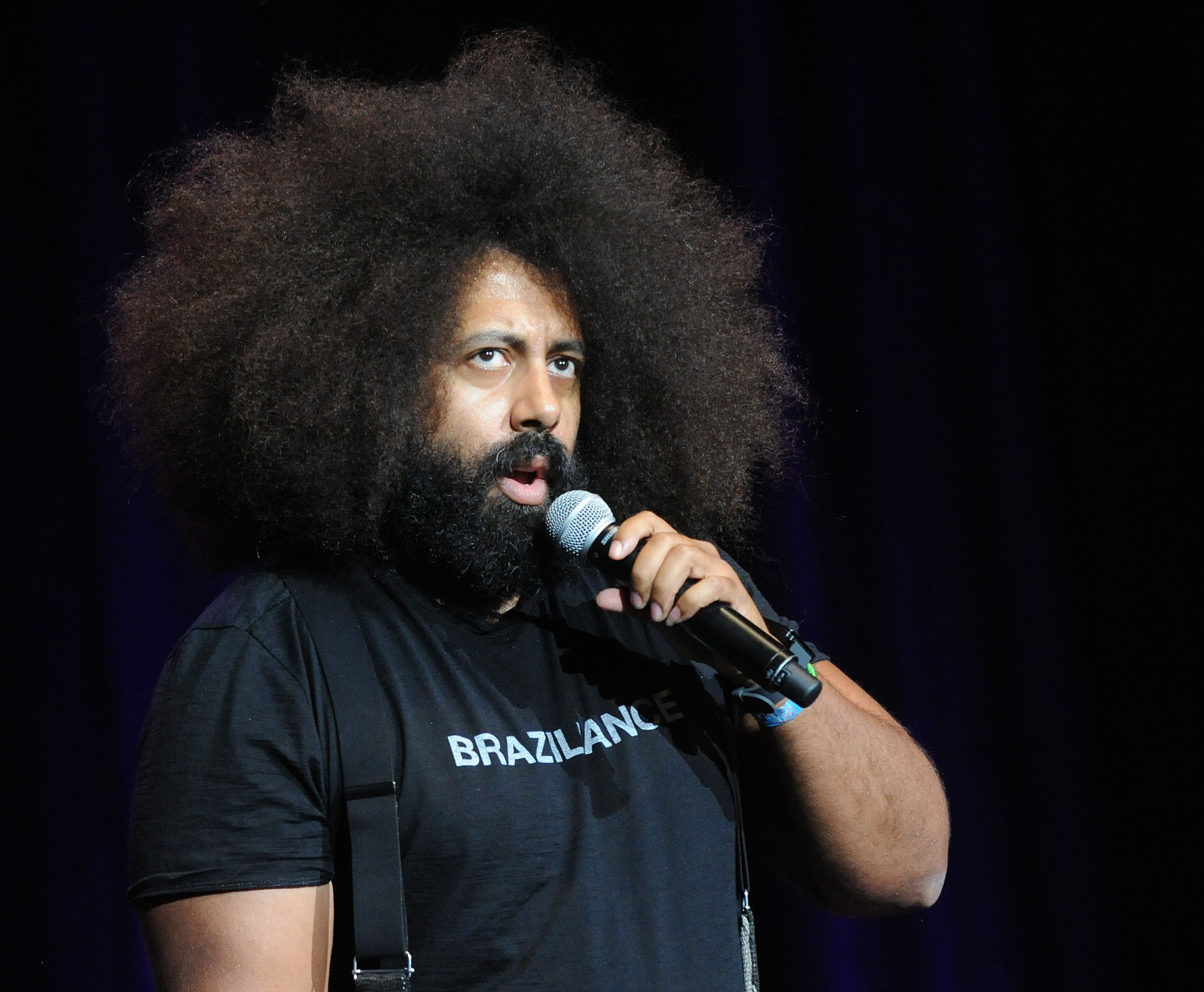 Reggie Watts Named The Late Late Show Bandleader Stereogum