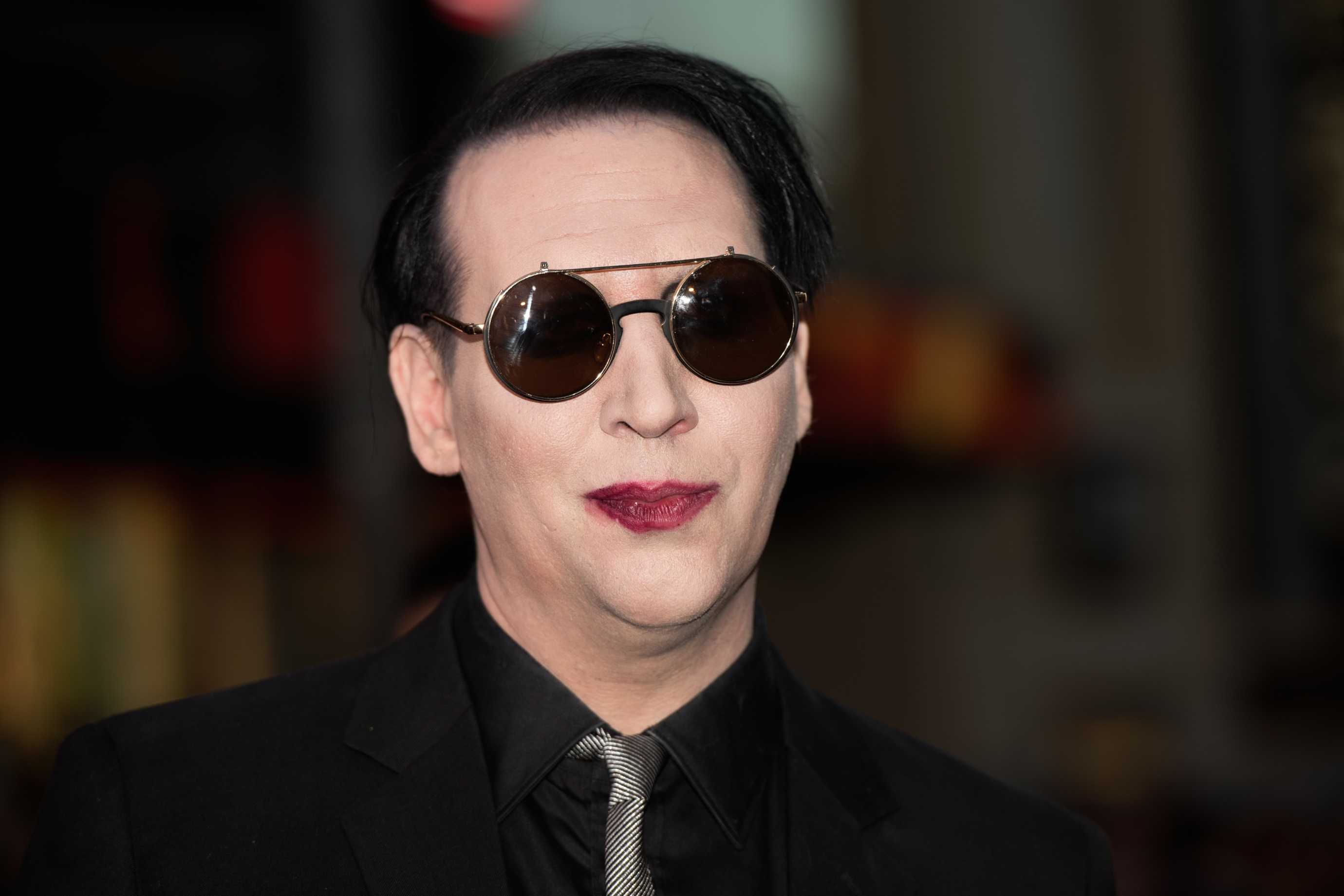 "Marilyn Manson Explains Leaked Lana Del Rey ""Rape Video"""