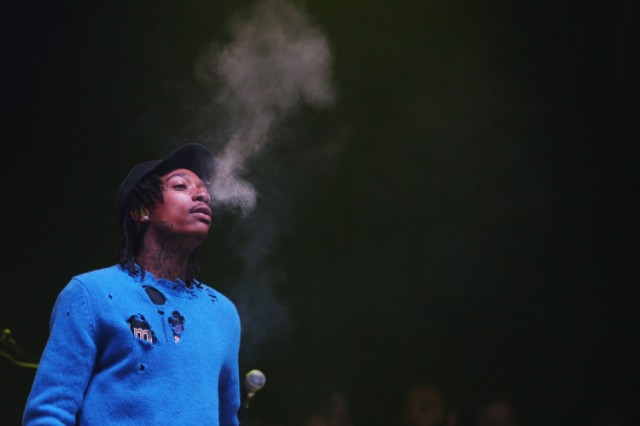AWXI - Wrap Party - Wiz Khalifa In Concert
