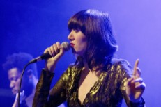 Karen O Performs In Berlin