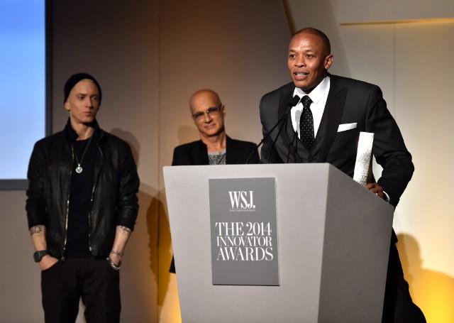 WSJ. Magazine 2014 Innovator Awards - Inside