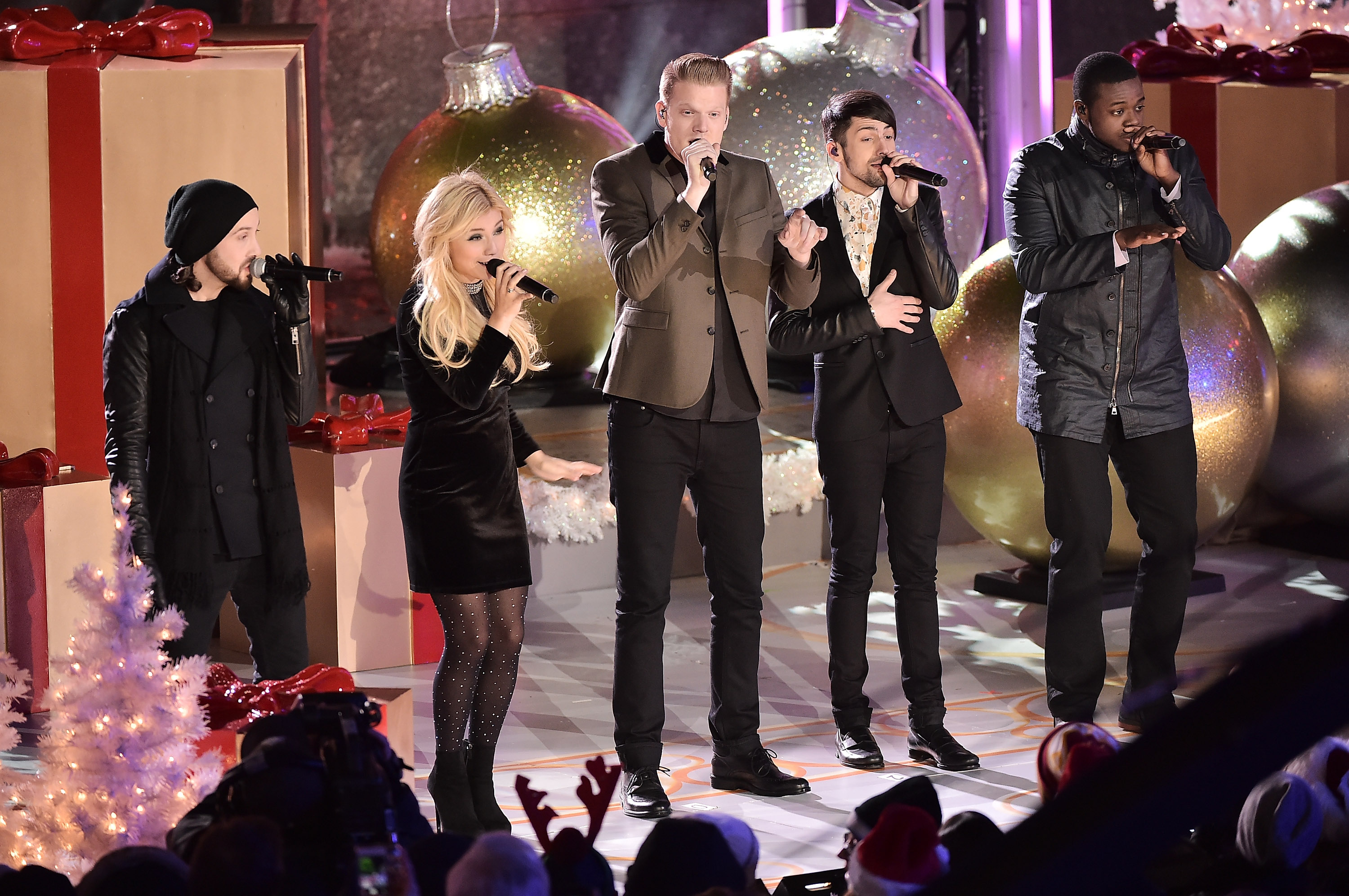 The Week In Pop: Goddamn, People Love Pentatonix