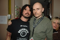 Billy Corgan Disses Pearl Jam, Foo Fighters On <em>Howard Stern</em>