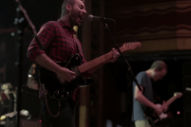 "Watch American Football Play ""Never Meant"" In NYC"