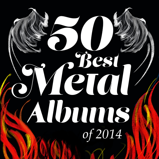 The 50 Best Metal Albums Of 2014
